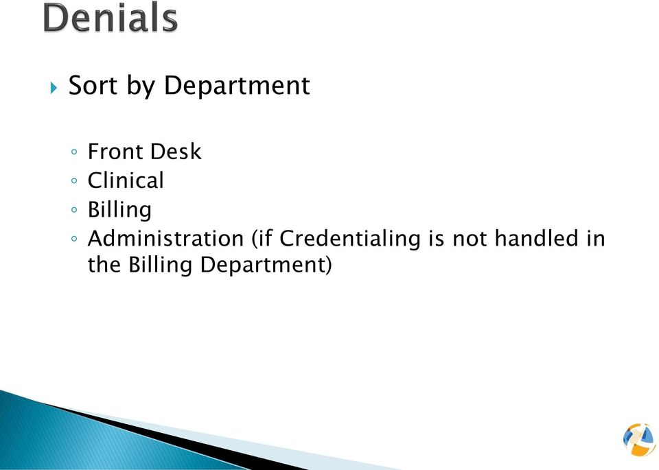 Administration (if