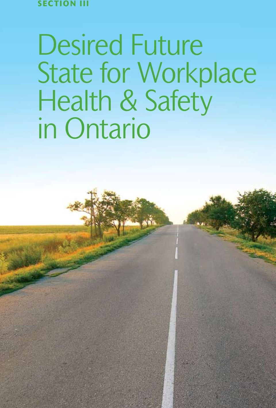 Safety in Ontario 14