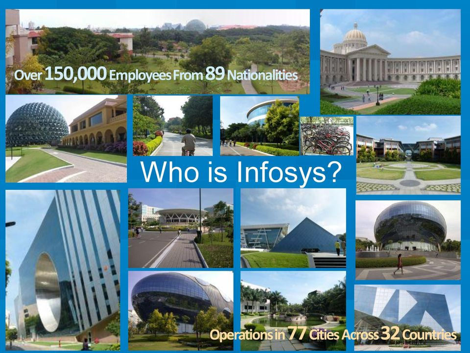 is Infosys?