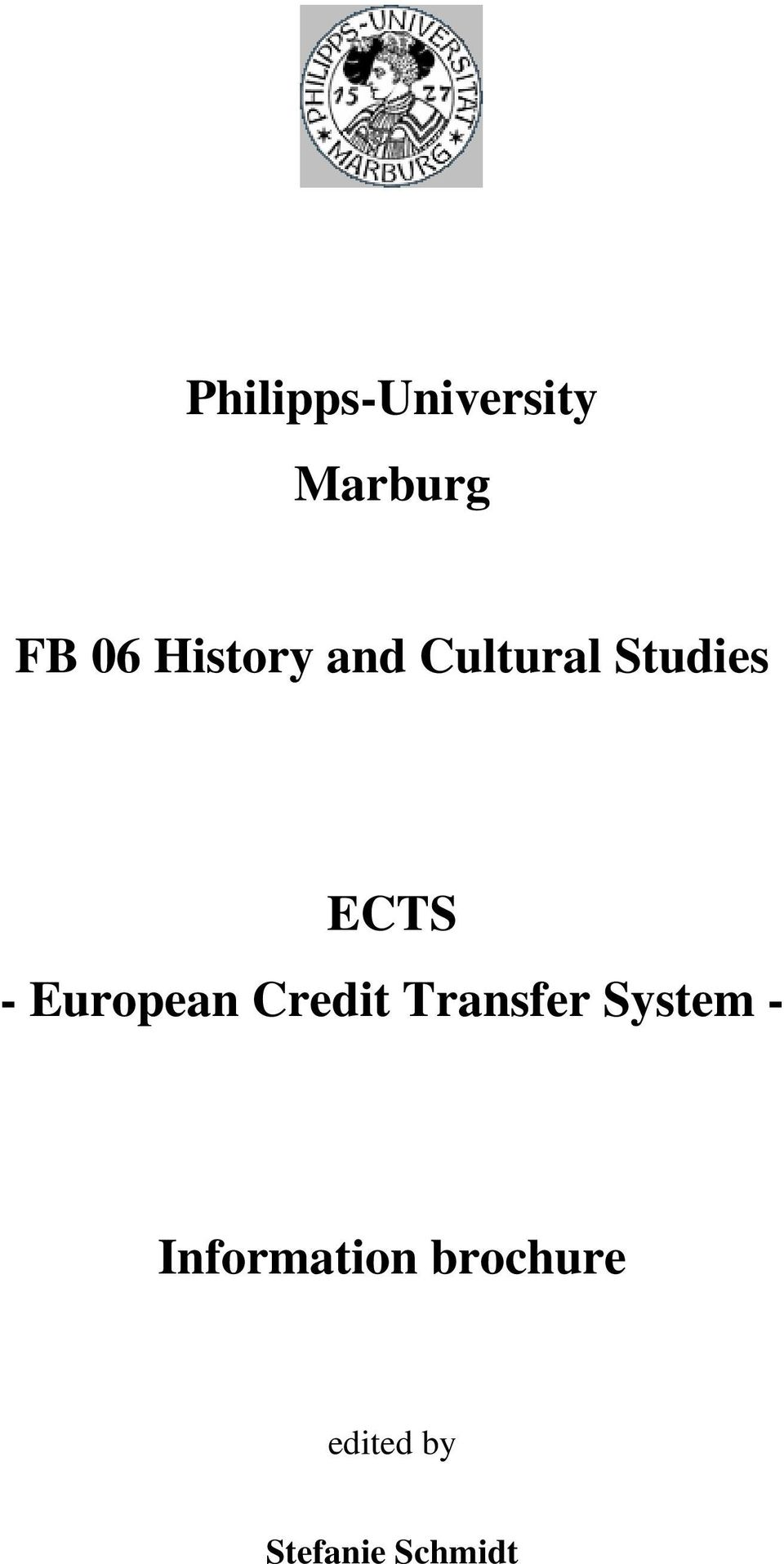European Credit Transfer System -