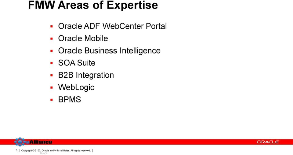 Oracle Business Intelligence SOA