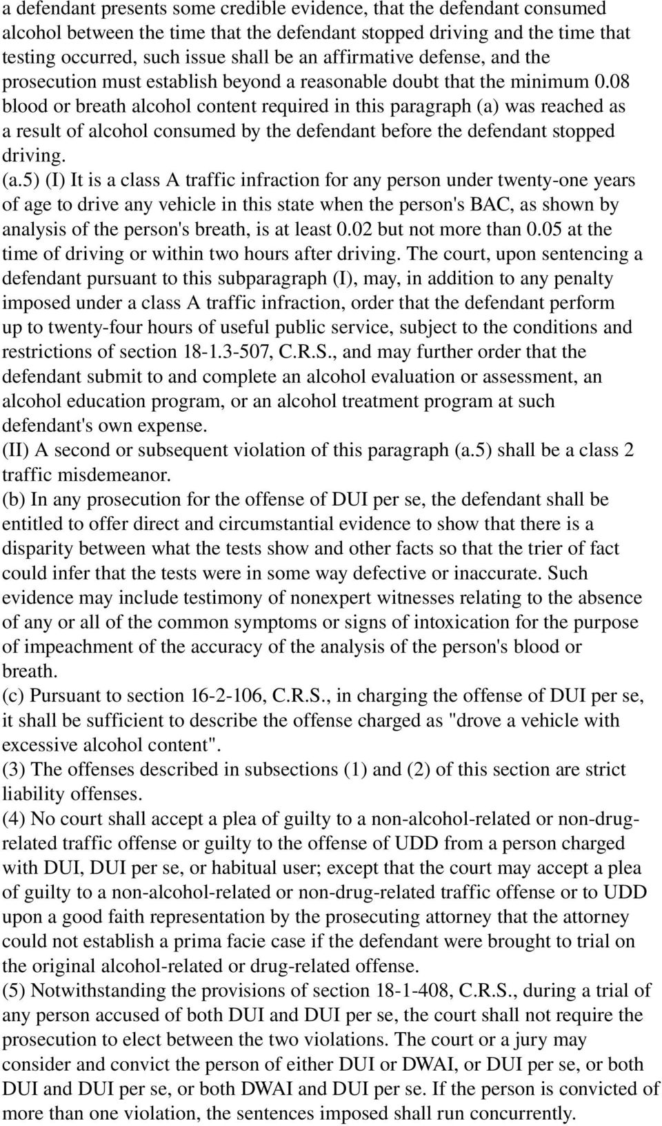 08 blood or breath alcohol content required in this paragraph (a)