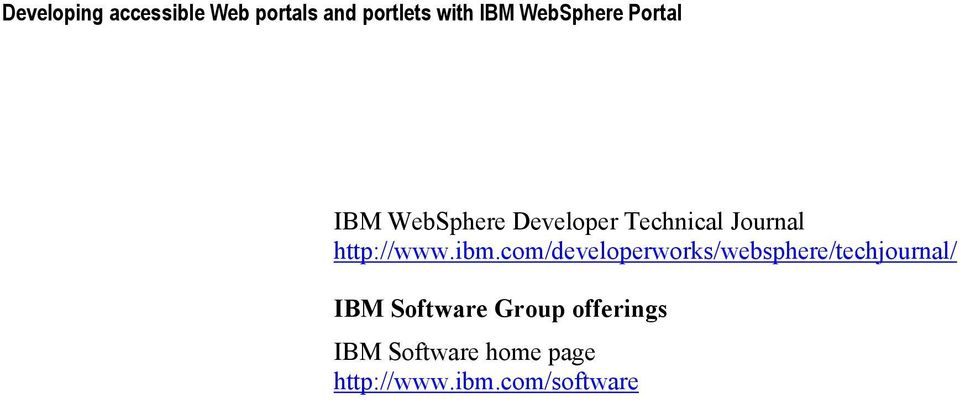 com/developerworks/websphere/techjournal/