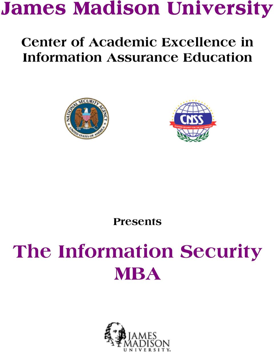 Information Assurance Education