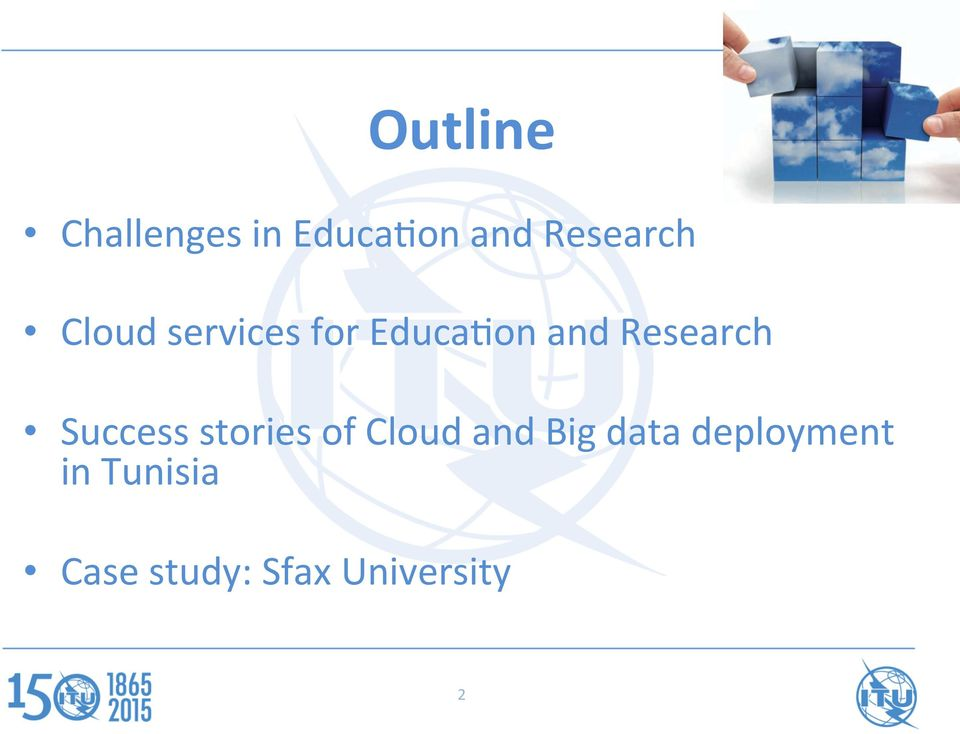 Success stories of Cloud and Big data