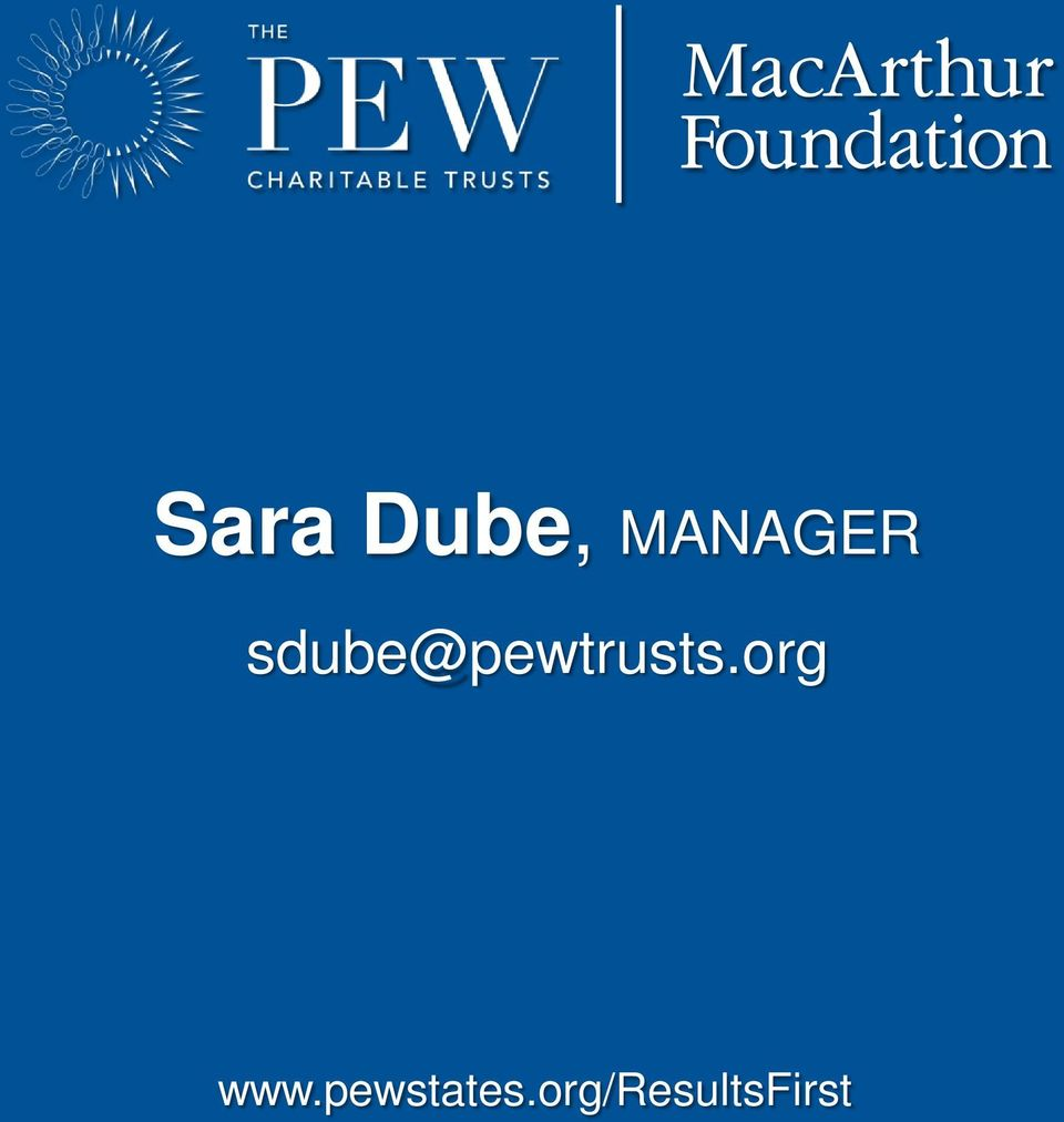 sdube@pewtrusts.