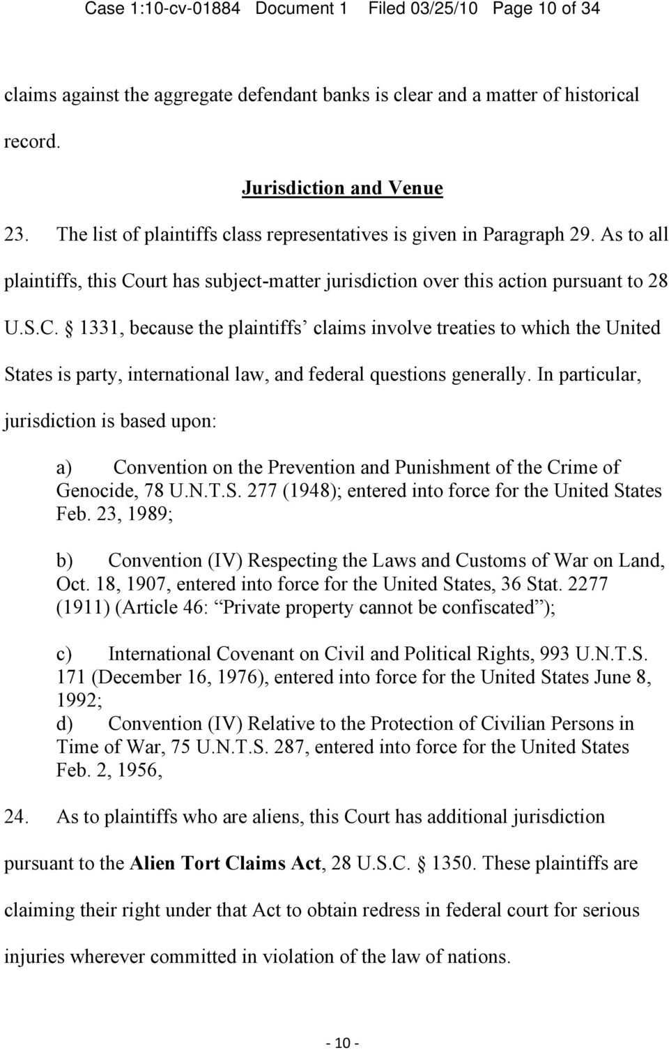 urt has subject-matter jurisdiction over this action pursuant to 28 U.S.C.