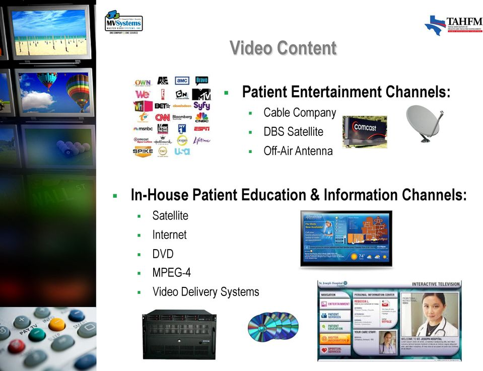 In-House Patient Education & Information