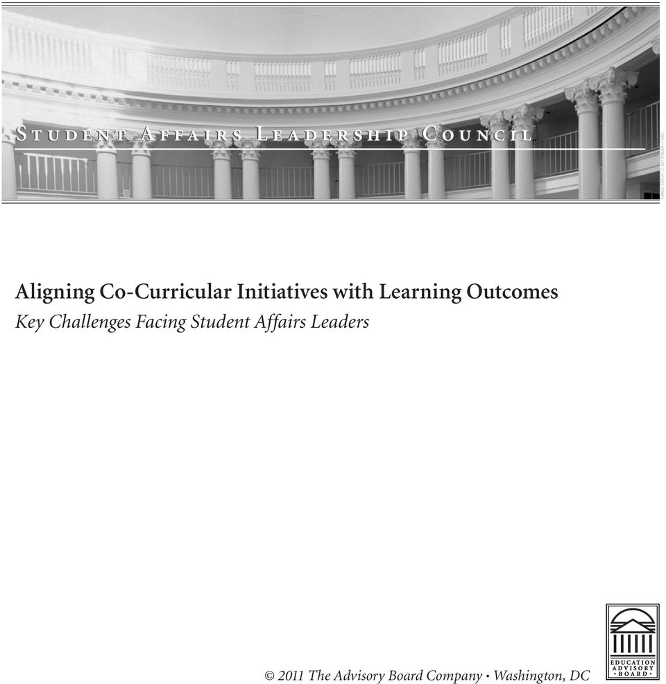 Aligning Co-Curricular Initiatives with Learning