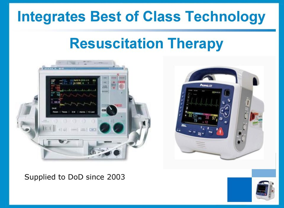 Resuscitation Therapy