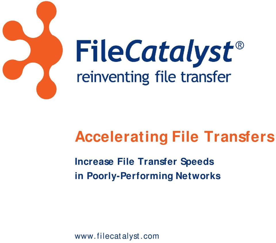File Transfer Speeds