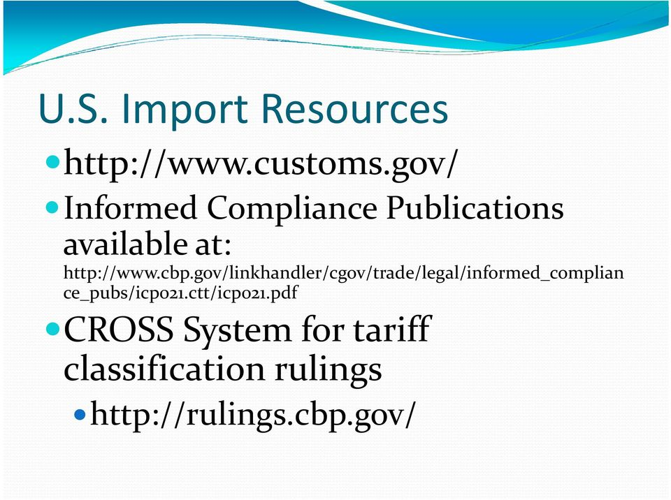 cbp.gov/linkhandler/cgov/trade/legal/informed_complian