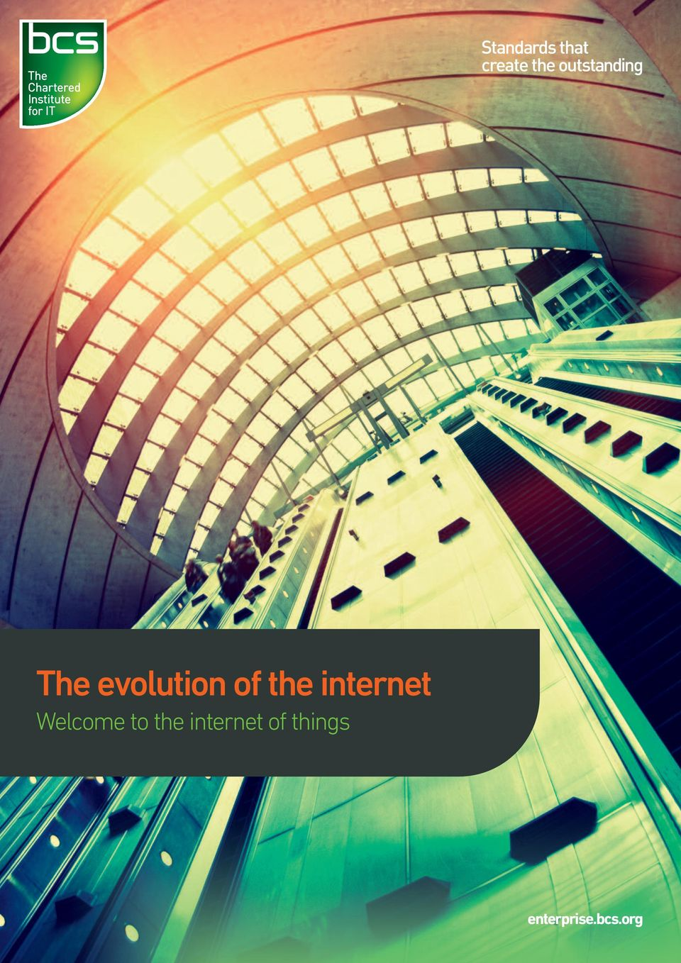 the internet of