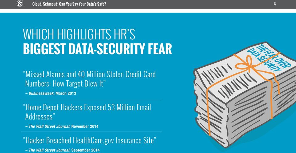 Hackers Exposed 53 Million Email Addresses The Wall Street Journal, November 2014