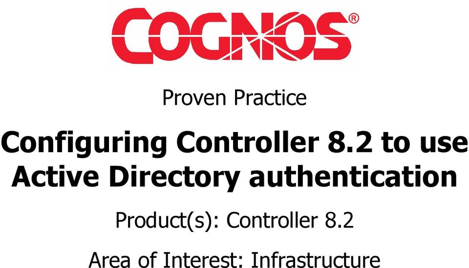 2 to use Active Directory