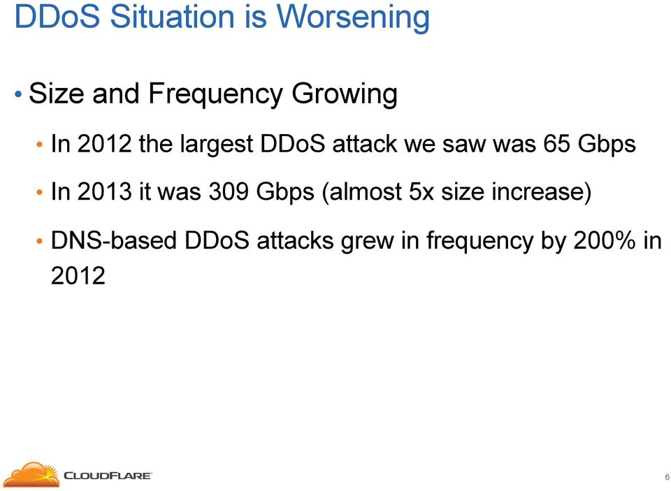 Gbps In 2013 it was 309 Gbps (almost 5x size