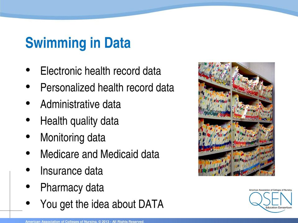 Health quality data Monitoring data Medicare and