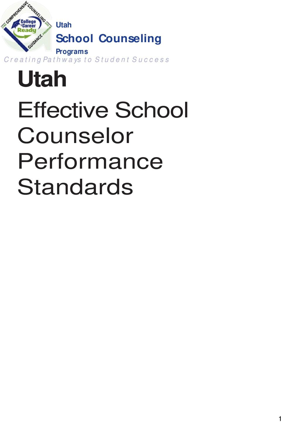 Success Utah Effective School