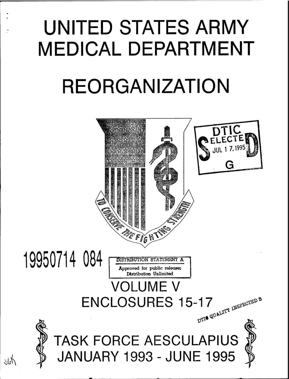 united states army medical department re anization pdf Resume Templates release distributin unlimited volume v enclosures 15 17