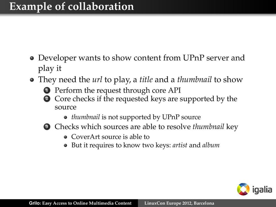 requested keys are supported by the source thumbnail is not supported by UPnP source 3 Checks which