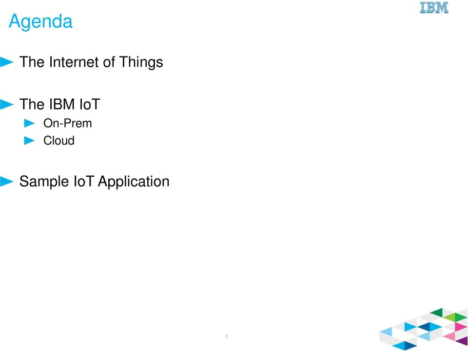 IoT On-Prem Cloud