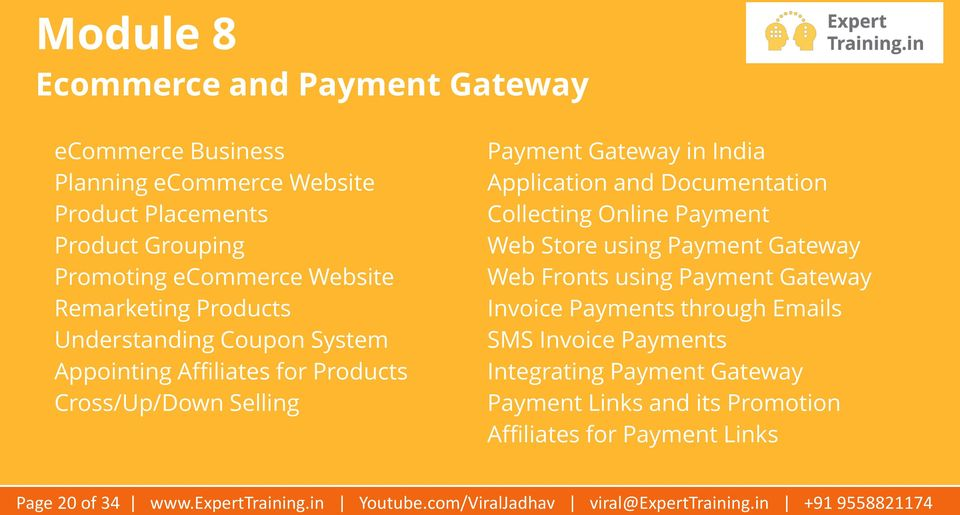 Online Payment Web Store using Payment Gateway Web Fronts using Payment Gateway Invoice Payments through Emails SMS Invoice Payments Integrating Payment Gateway