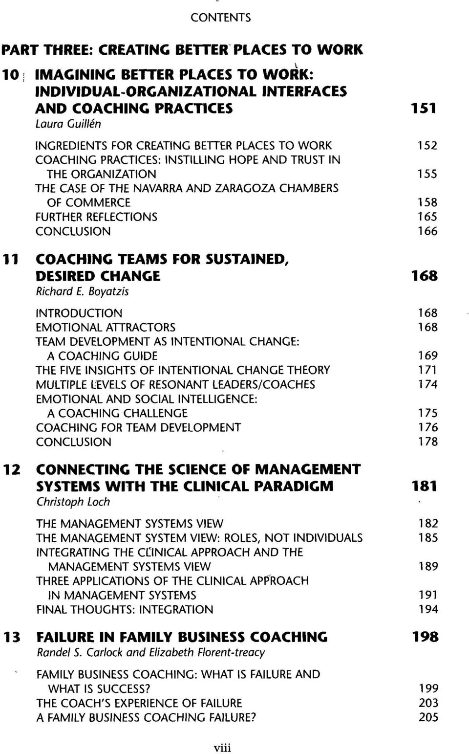 TEAMS FOR SUSTAINED, DESIRED CHANGE 168 Richard E.