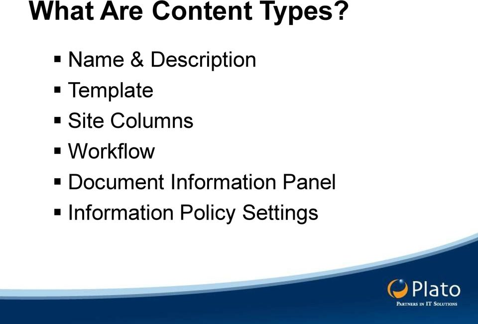 Site Columns Workflow Document
