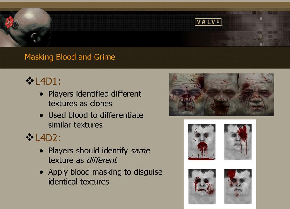 similar textures L4D2: Players should identify same
