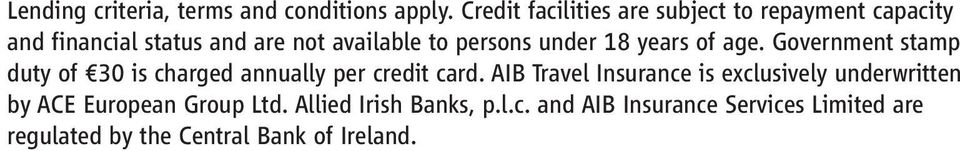 Aib Visa Corporate And Business Cards Additional Cardholder Form Pdf Free Download