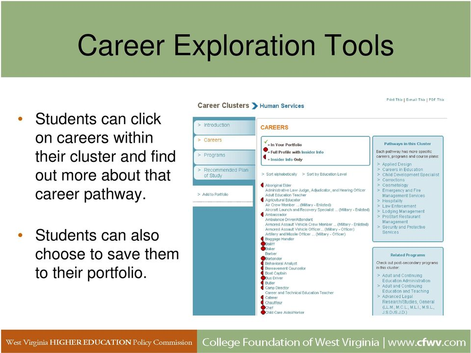 more about that career pathway.