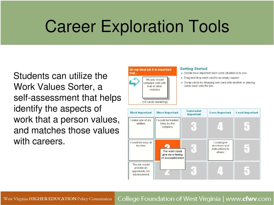 helps identify the aspects of work kthat ta