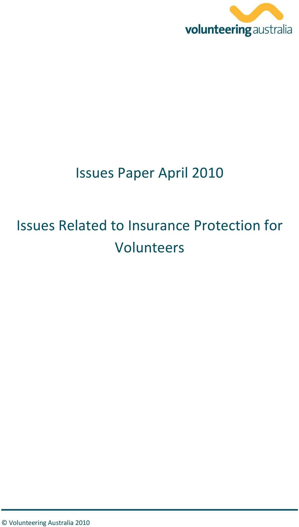 Insurance Protection for