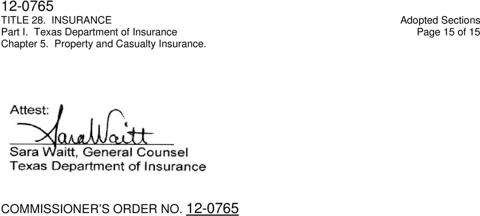 Insurance Page 15 of
