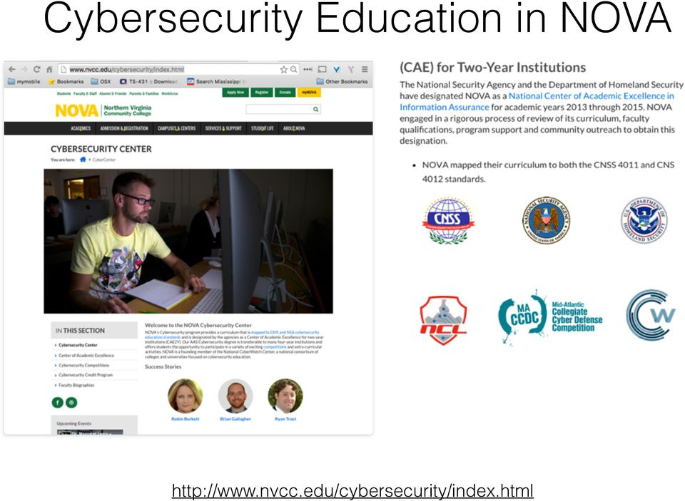 CyberSecurity: Trends, Careers, & the Next Generation - PDF