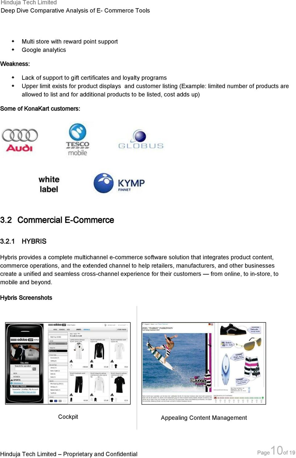 Commercial E-Commerce 3.2.