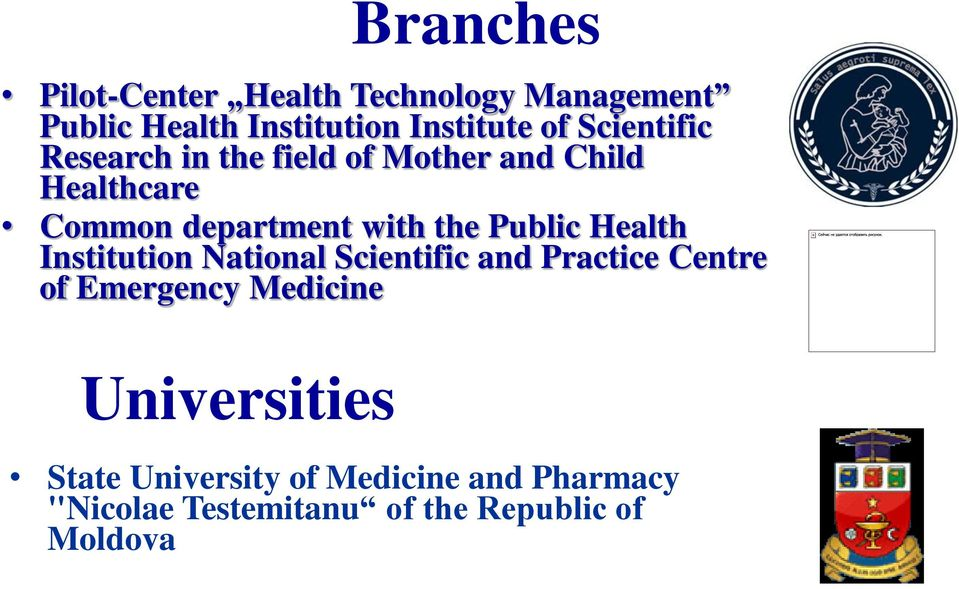Public Health Institution National Scientific and Practice Centre of Emergency Medicine