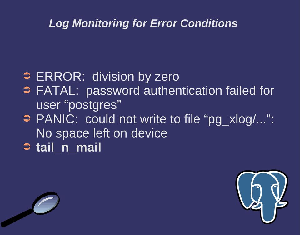 failed for user postgres PANIC: could not write
