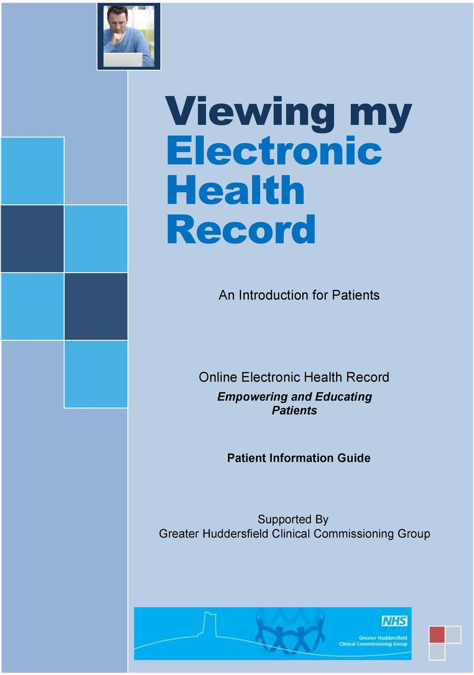 Educating Patients Patient Information Guide Supported