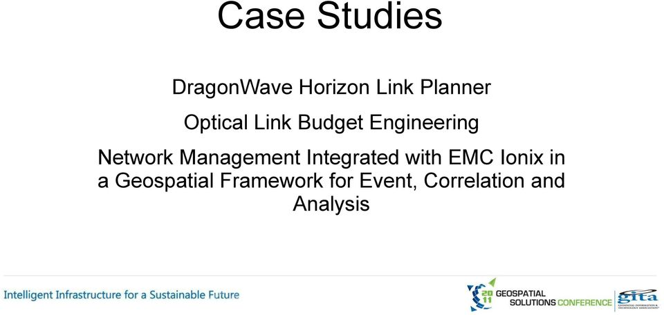 Management Integrated with EMC Ionix in a