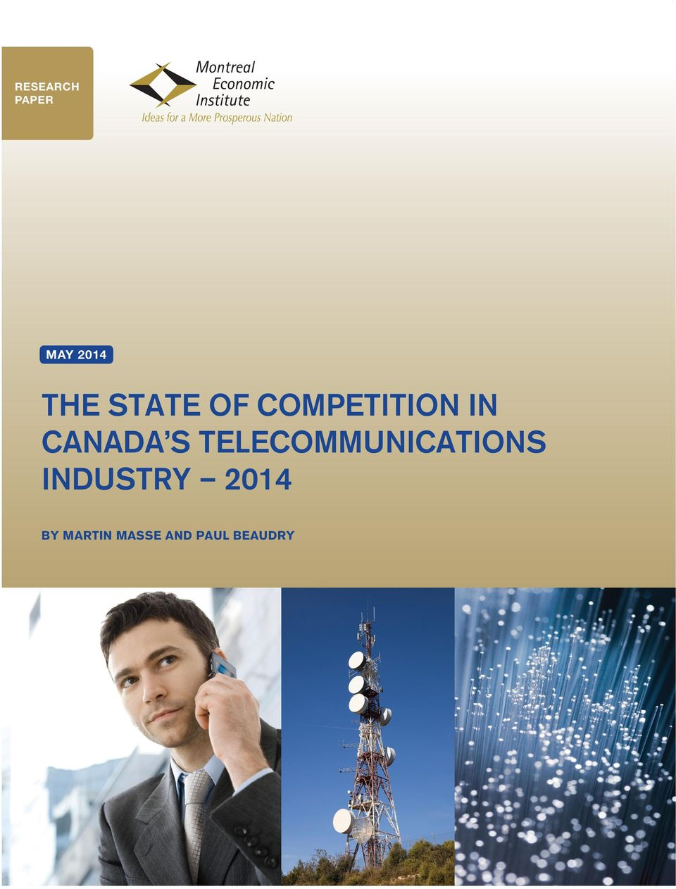 TELECOMMUNICATIONS INDUSTRY 2014 BY