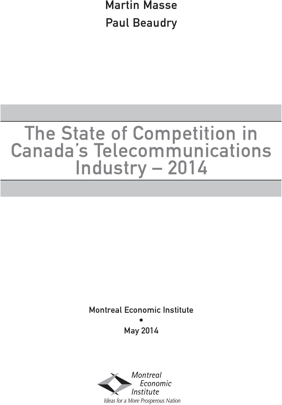 Telecommunications Industry 2014