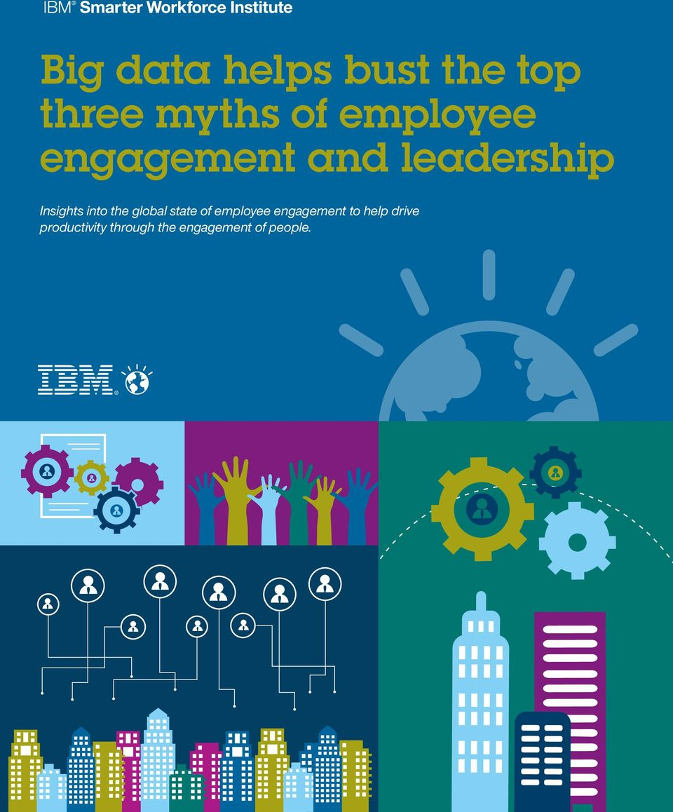 engagement and leadership Insights into the global state of