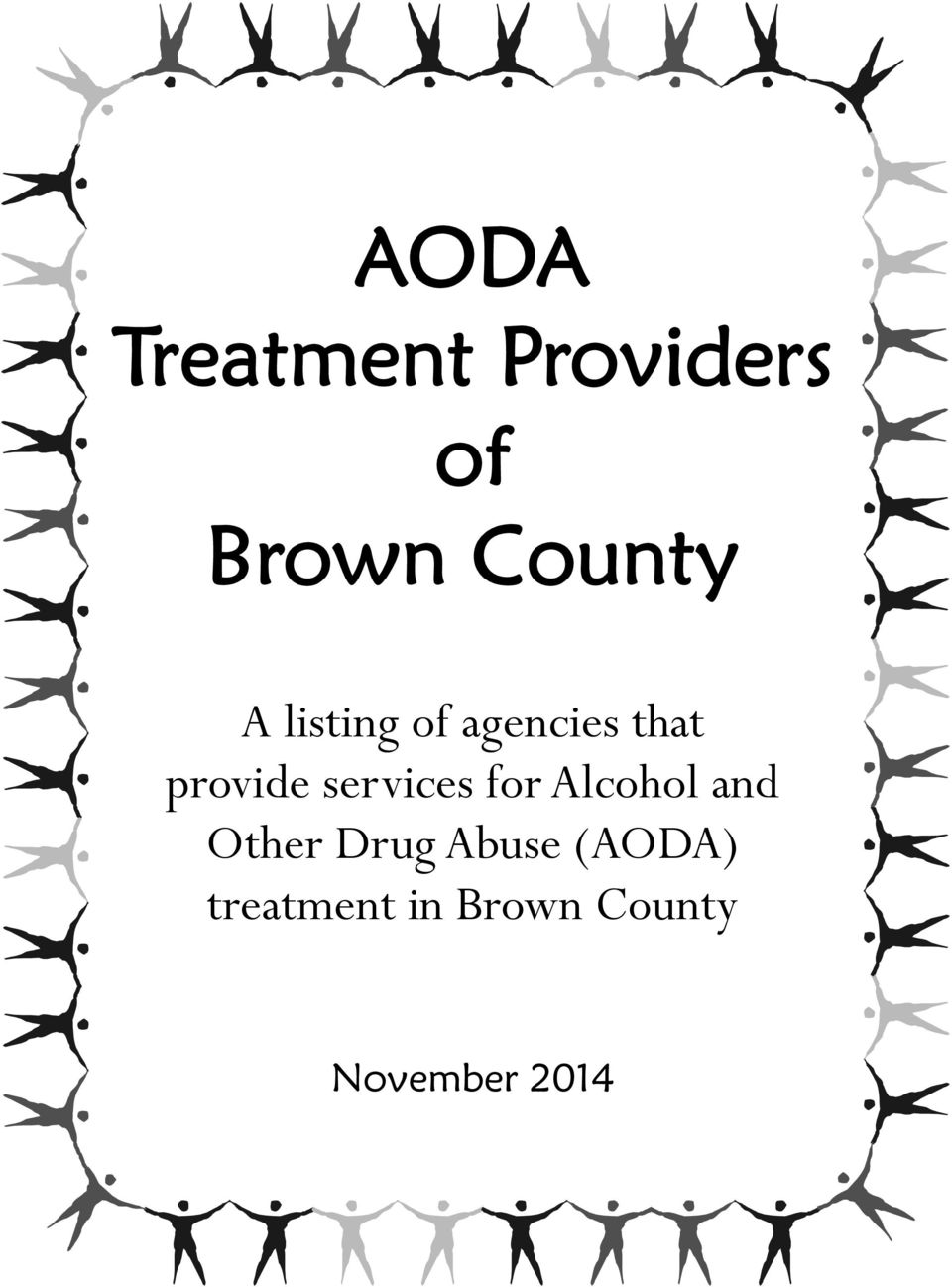services for Alcohol and Other Drug