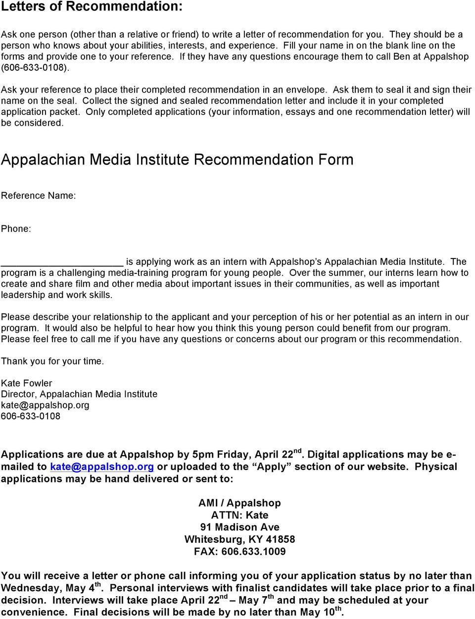 To learn more about AMI and Appalshop check out our website