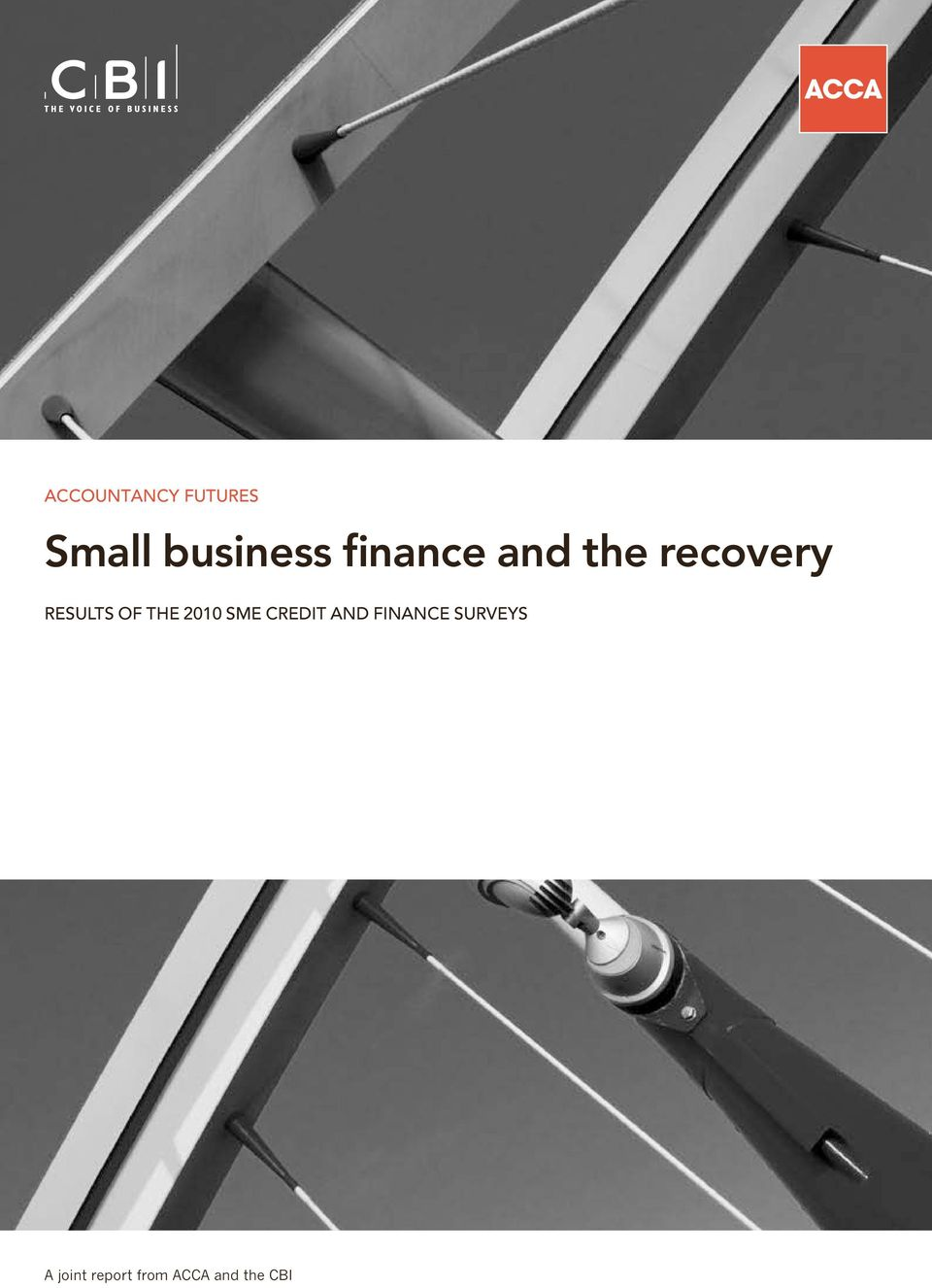 the 2010 SME credit and finance