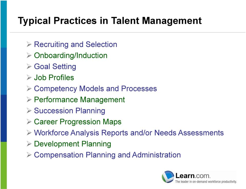 Performance Management Succession Planning Career Progression Maps Workforce