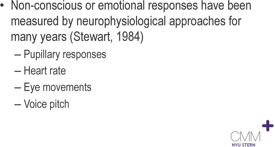 approaches for many years (Stewart, 1984)