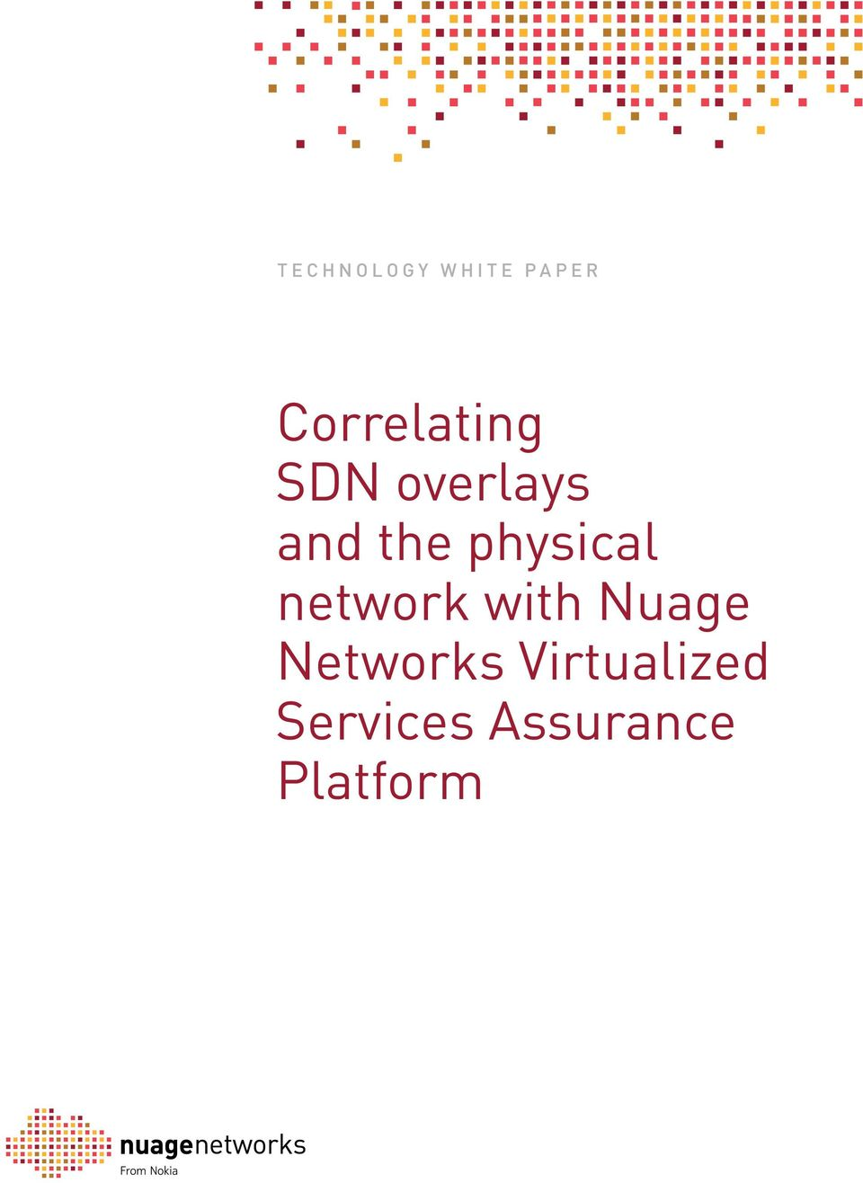 physical network with Nuage