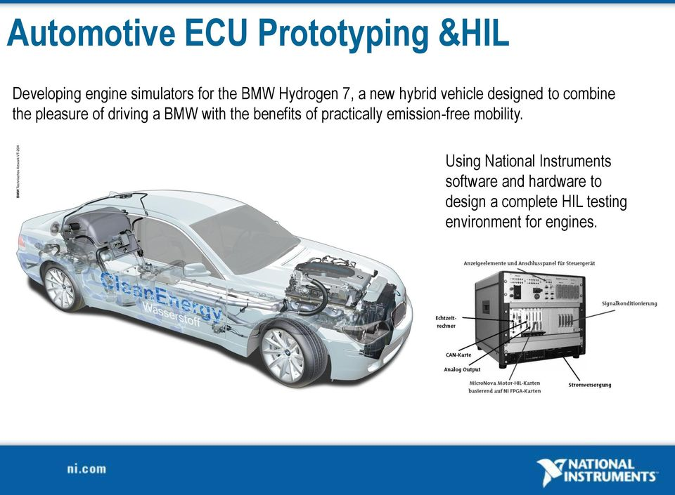 BMW with the benefits of practically emission-free mobility.